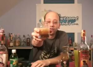 Spicy Hot Common Man's Ginger Rum