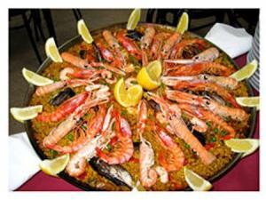Shellfish Paella