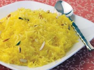 Sweet Rice by Tarla Dalal