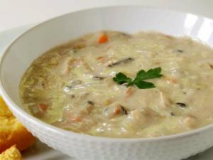 Tuna And Salt Pork Chowder