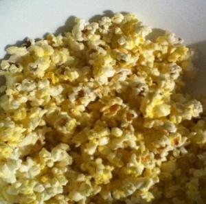 Wok Popcorn