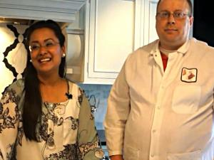 LIVE! With Momma Cuisine Cooking Talkshow 6/11/13