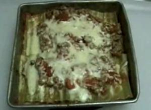 Lasagna  Duo