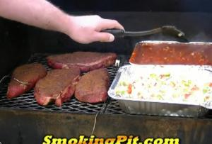 Smoked Beef Steak