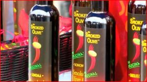 Smoke Infused Flavored Olive Oil