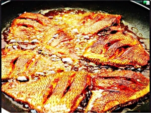 How to make Goan Rechad Masala Fried Fish