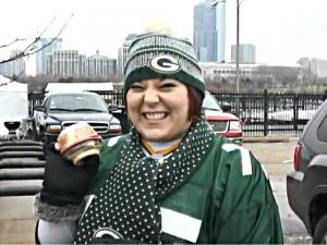 Momma Cuisine - Food Travels - Tailgate at Bears vs. Packers with @Sabra