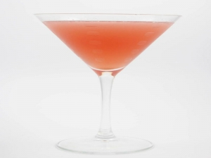 Valentine's Day Cocktail: X-Rated Kiss