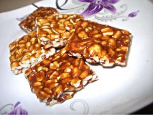 Crunchy Chewy Chikki