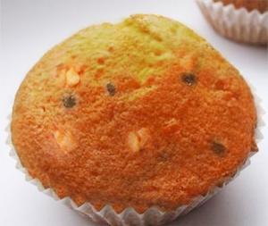 Orange Date Nut Muffins