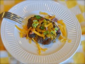Luby's Sausage Steak