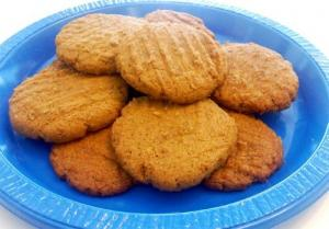 Mexican Cinnamon Cookies
