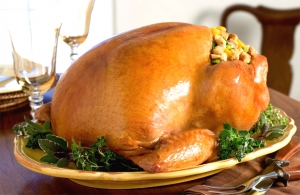 Traditional Stuffed Turkey