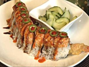"Sushi N I Japanese Cuisine in Glendora Featured on ""Let's Dine Out"" TV SHOW"