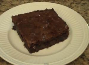 Chocolate And Coffee Brownies