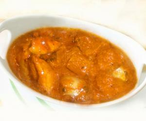 Chicken Dopiaza