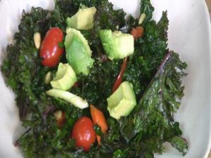 Tender Kale Salad