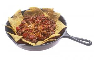 Hot And Spicy Taco Dip