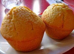 Double Corn Muffins