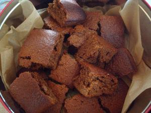 Moist Tacky Gingerbread
