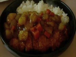 Katsu Curry カツカレ