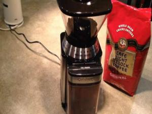 Cuisinart Burr Coffee Mill