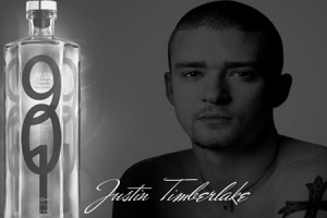 Justin Timberlake's 901 Silver Tequila