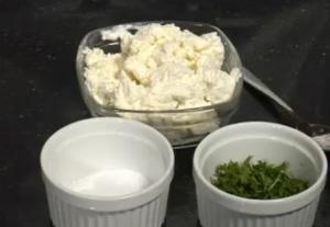 Culinary Carrie: Lemon Herb Cheese