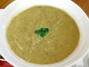 Cold Zucchini Soup