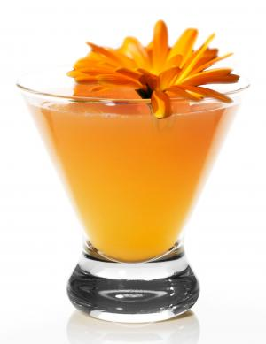 Marigold Ofrenda Cocktail