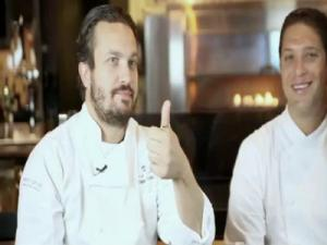 Fabio Viviani and Momma Cuisine at Siena Tavern, Chicago | Food Travels