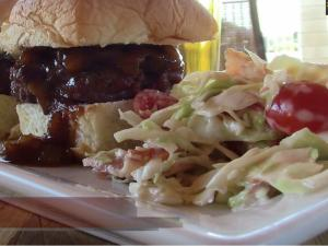 BLT Slaw - A Great Side Dish to Any BBQ.