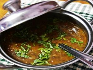 Swadisht Masoor Ki Daal (Delicious Red Lentils)