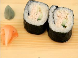Tuna Fish Rolls