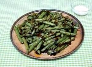 Pinoy-Style Green Bean Stir-Fry