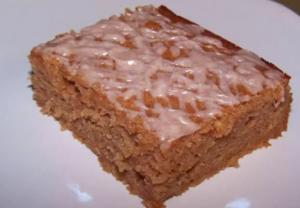 Gluten-Free Applesauce Spiced Coffee Cake