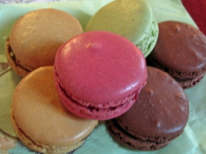 Macarons- Betty's French Macarons (Bettyskitchenfare.com)