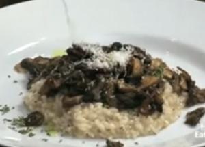 Creamy Wild Mushroom Risotto