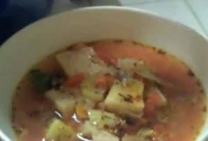Robillita Vegetable Soup
