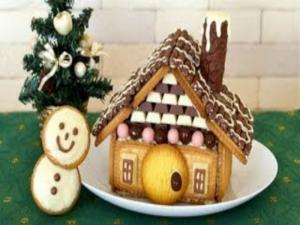 How to Make Cookie & Chocolate House (Morinaga Biscuit Recipe)