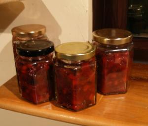Cranberry Orange Chutney