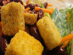 Croutons and Breadcrumbs