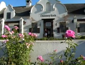 Wine Taste From Chimney Rock