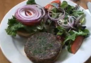 Fresh Garden Burger