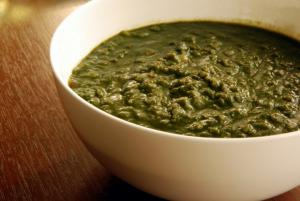 Indian Lentils with Spinach Part 1 - Preparing the lentils