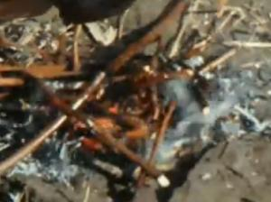 How To Create Fire From Magnifying Glass