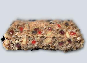 Pumpkin Seed and Goji Berry Bar