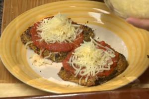 Classic Chicken & Eggplant Parmesean