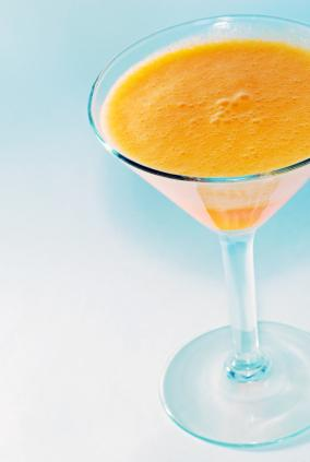Orange Cream Jello Shot