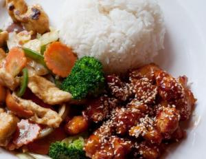 Chicken With Sesame Seeds